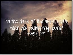 Tattoo Lyrics *In The Dark Of The Night I Can Hear You Callin My ...