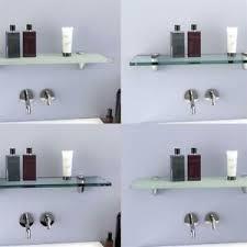 durafurn badablage duschregal glasablage wandablage für