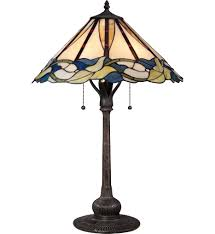 Multi Arm Floor Lamp Replacement Shades by Stained Glass Tiffany Lamps Dale Tiffany U0026 Quoizel