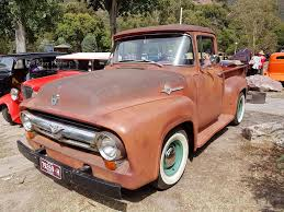 1956 Ford F100 Truck | Covers A 1956 Ford F100 Truck That Wa… | Flickr