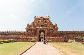interieur sud 17 à l intérieur du temple de brihadishwara dans tanjore thanjavur