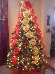 tree decorations ideas with ribbons bows with mesh ribbon mesh ribbon for season