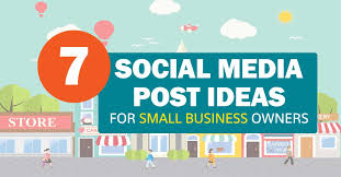 mediapost siege social 7 social media post ideas for small business owners quilibet