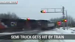 100 Michigan Truck Drivers Help State Police Stop Suicide Off Bridge