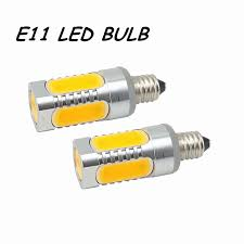 e11 led light bulb 5w ac 85 265 l 5 watt 120 volts 400lm e11