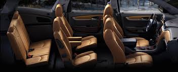 suvs with captain s chairs plus third row seats shopper s shortlist