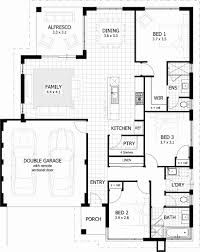 House Plans 1 Story Fresh 4 Bedroom House Plans 1 Story 5 3 2 Bath