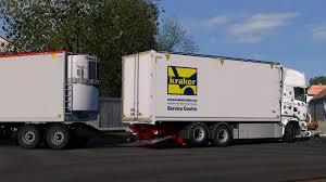 Tandem Addon For RJL Scania RS & R4 V1.8.2 By Kast (1.32.x) | ETS2 ...