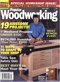 complete pdf woodworking magazine wooden working