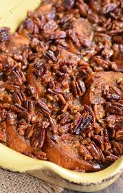 Epicurious Pumpkin Pecan Pie by Pecan Pie French Toast Casserole Will Cook For Smiles