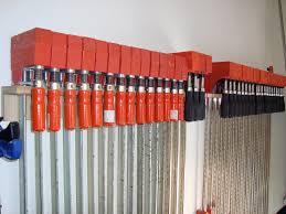 a good design for clamp racks the wood whisperer