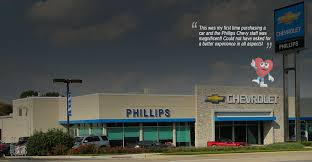 Phillips Chevrolet in Frankfort