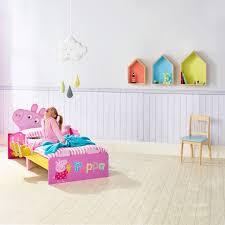 Peppa Pig SnuggleTime Toddler Bed
