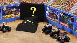 100 Monster Jam Toy Truck Videos Hot Wheels Mystery S Mighty Minis Hot Wheels
