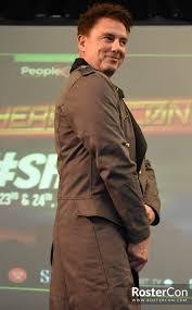 QA John Barrowman Super Heroes Con IV