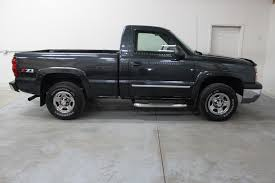 100 Lifted Trucks For Sale In Mn 2003 Chevrolet Silverado 1500 LS Z71 4X4 Biscayne Auto S Pre