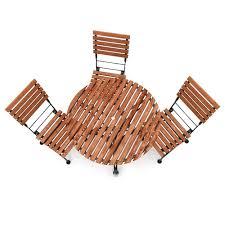 Garden Furniture Set 3D Model OBJ FBX BLEND CGTradercom