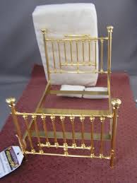 Brass Beds Of Virginia by Clare Bell Brass Fancy Bed Twin New 1700 Studebaker