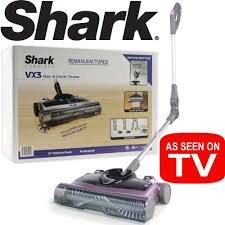 Shark Rechargeable Floor And Carpet Sweeper Charger by Shark Vacuum Home Cleaning Tips