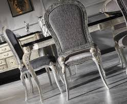 casa padrino luxury baroque dining set 1 dining table 6 dining chairs baroque style dining furniture luxury quality noble splendid