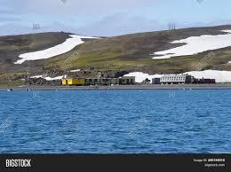 104 Antarctica House Scientific Station Image Photo Free Trial Bigstock