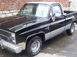 RM Sotheby's - 1984 Chevrolet Silverado C10 Short-Bed   Auburn ... 1984 Chevrolet Silverado Connors Motorcar Company Mid Engine Pick Up Youtube For Sale 2041442 Hemmings Motor News 1972 Trucks Hot Rod Network Blazer M1009 Radio Truck With Trailer 1 Flickr Who Doesnt Use A Pickup C10 Busted Knuckles F2 Houston 2012 K10 Coub Gifs Sound Charming Big Block Truck Bangshiftcom Tow Rig Spare Or Just Clean Bigblock
