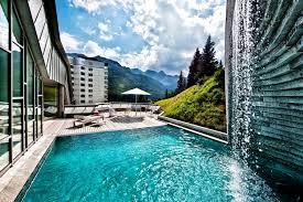 100 Tschuggen Grand Hotel Arosa The Beautiful Pool At The Bergoase At
