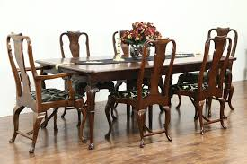 Wonderful Antique Walnut Dining Room Table And Chairs Argos ... Gent Fully Upholstered Ding Chair Sinequanon American Walnut Oiled Antique Brass Regency Tables Mahogany Walnut Pedestal Tables Two Leaf Wind Out Table And 6 Chairs Burr Queen Anne Eight Covers Room Set White Farmers Outdoor Wonderful Argos Six Antiques Atlas Amazoncom Pauline 3pc With 2 F2208 Counter Height By Poundex Bespoke Reproduction Fniture Suffolk Uk World Awesome Grey Velvet Small