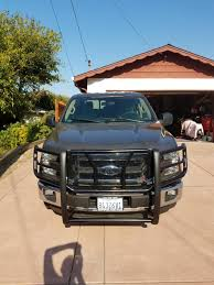 Westin F-150 HDX Brush Guard - Black 57-3835 (15-17 F-150 ... Rancher Grill Guard By Go Industries Body Armor Bull Or No Consumer Feature Truck Trend Brush Guard Vs Front Bumper Replacement Dodge Cummins Diesel Forum Westin Sportsman F150 Winch Mount Grille Black 4092505 Frontier Accsories Gearfrontier Gear Guards Gallery In Connecticut Rhino Wrangler Amazoncom 400335 Tough Powdercoat Finish Skid Plates Bars Archives Suburban Toppers Ranch Hand Ggc151bl1 Legend Series Ebay