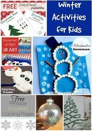 787 Best Christmas Crafts For Kids Images On Pinterest