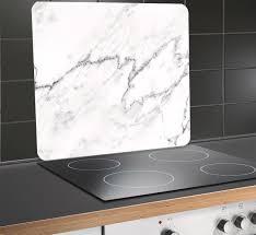 multi platte marmor für glaskeramik kochfelder schneidbrett