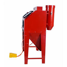 Central Pneumatic Blast Cabinet by Sandblast Cabinet Dust Collector 207ufc