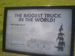 Big Truck – You Should Be A Traveling Fool2.com