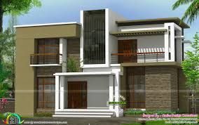 100 Contemporary Modern House Plans With Flat Roof Fresh 2175 Sq Ft Flat