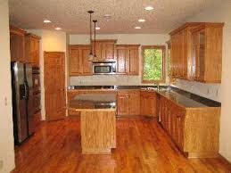 Oak Cabinets Kitchen Design Beauteous Kitchen Design With Oak