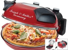 pizzamaker frank und müller rot