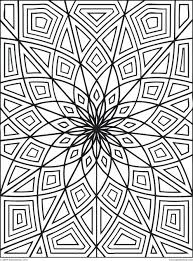 Free Printable Fashion Coloring Pages Design Flower Paisley Large Size