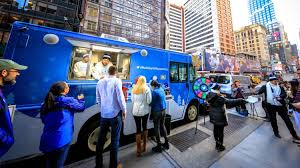 100 Food Trucks In Nyc New York Truck Association