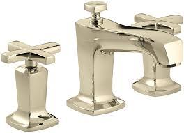 Polished Brass Bathroom Faucet Kohler by Kohler K 16232 3 Cp Margaux Widespread Lavatory Faucet Polished
