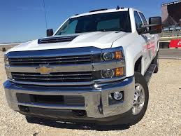 2017 Chevy Silverado HD New 6.6L Duramax First Driving Impressions ...