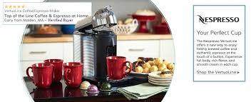 Nespresso Vertuoline Coffee And Espresso Machine Chrome With Aeroccino 3 By Breville