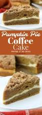 Pumpkin Cake Mix by Pumpkin Pie Coffee Cake The Fed Up Foodie