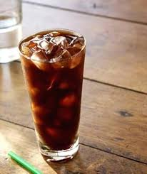 Calories In Starbucks Iced Coffee Black And Unsweetened