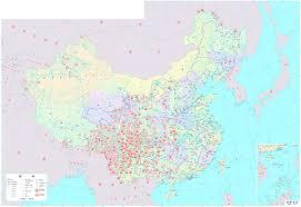 Chinese Dam Maps