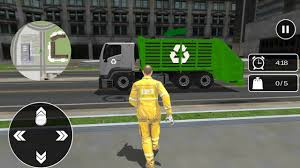 Garbage Truck: Trash Cleaner Driving Game 3D | Best Android GamePlay ... Amazoncom Garbage Truck Simulator 2017 City Dump Driver 3d Ldon United Kingdom October 26 2018 Screenshot Of The A Cool Gameplay Video Youtube Grossery Gang Putrid Power Coloring Pages Admirable Recycle Online Game Code For Android Fhd New Truck Game Reistically Clean Up Streets In The Haris Mirza Garbage Pro 1mobilecom Trash Cleaner Driving Apk Download