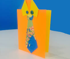 Fathers Day Card Craft