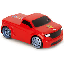 Touch 'N' Go Racer- Red Truck | Little Tikes