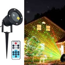 Firefly Laser Lamp Uk by Red Green Firefly Starry Shower Laser Light Projector Garden Party