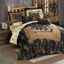 Mossy Oak Queen forter Set Break Up Infinity Bedding
