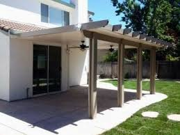 Aluminum Solid Patio Covers in Sacramento